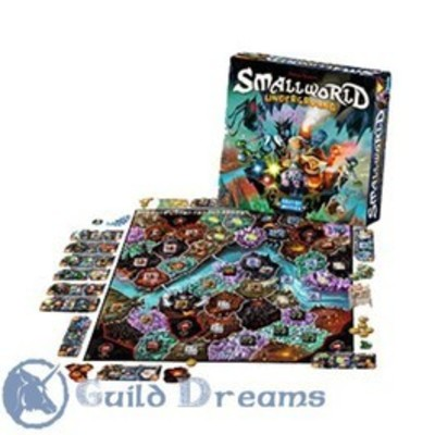 Small World Underground (Español)