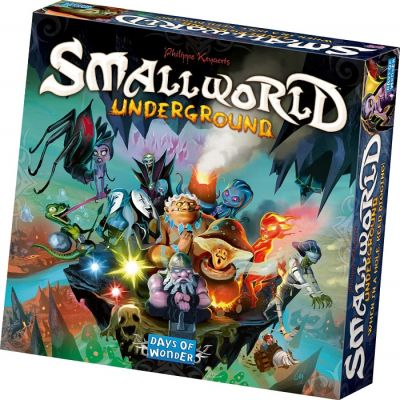 Small World Underground (Inglés)