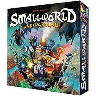 Small World Underground (Inglés)