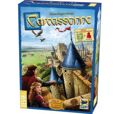 Carcassonne 2ª Edición
