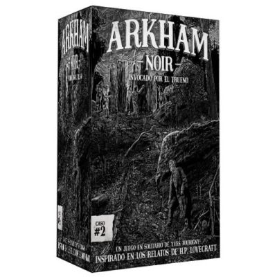 Arkham Noir Caso #2