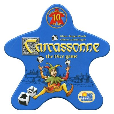 Carcassonne The Dice Game