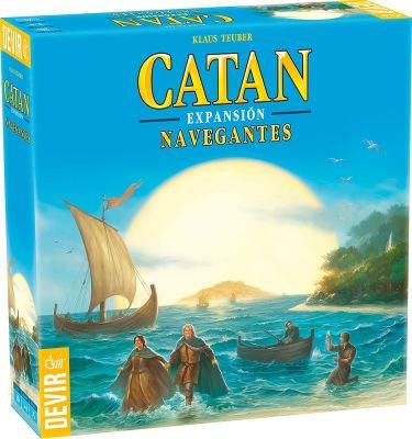 Catán: Navegantes