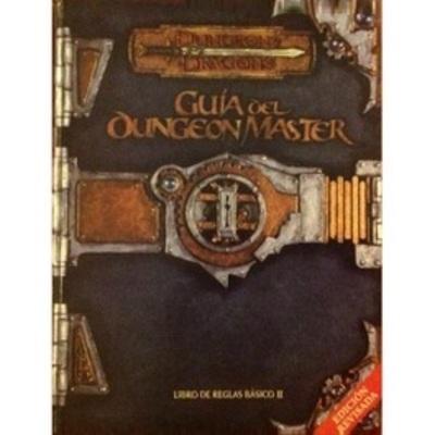 D&D 3ra Edición - Guía del Dungeon Master