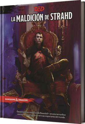 D&D 5th Ed. La Maldición de Strahd
