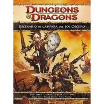 D&D 4th Edición - Escenario de Campaña del Sol Oscuro