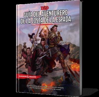 D&D 5th Ed. Guía del Aventurero de la Costa de la Espada