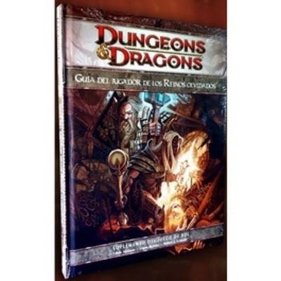 D&D 4th Edición - Guía del Jugador de los Reinos Olvidados
