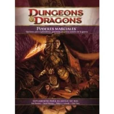 D&D 4th Edición - Poderes Marciales