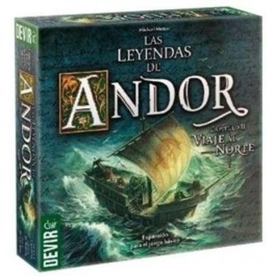 Las Leyendas de Andor Capítulo II - Viaje al Norte