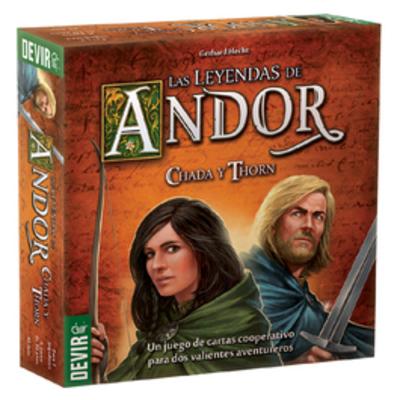 Las Leyendas de Andor - Chada y Thorn