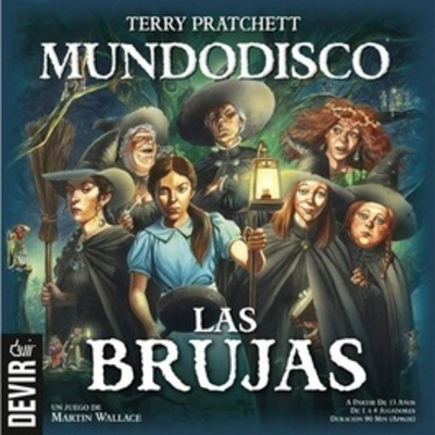 Mundodisco - Las Brujas