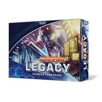 Pandemic Legacy Primera Temporada - Azul