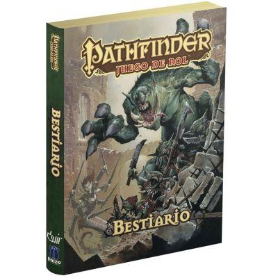 Pathfinder JDR - Bestiario Edición de Bolsillo