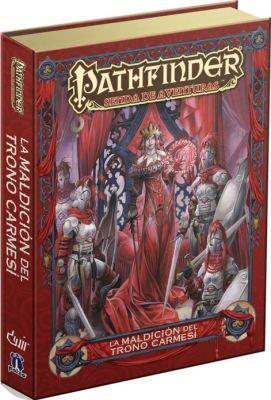 Pathfinder JDR - La Maldición del Trono Carmesí