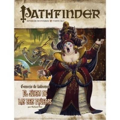 Pathfinder JDR: Concejo de Ladrones - El Juicio de las 6 Pruebas