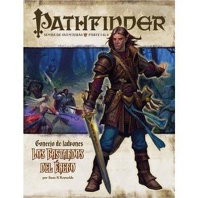 Pathfinder JDR: Concejo de Ladrones - Los Bastardos del Erebo