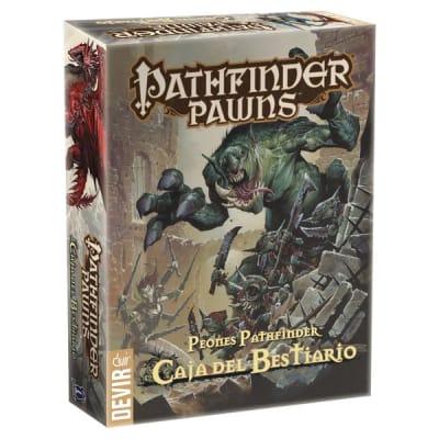 Pathfinder Juego de Rol - Caja del Bestiario