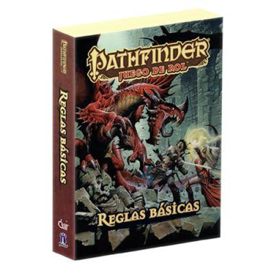 Pathfinder JDR - Reglas Básicas Edición de Bolsillo