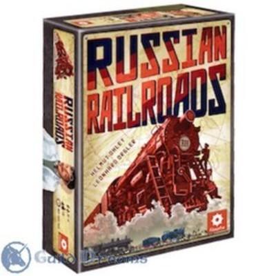Russian Railroads - Ferrocarriles Rusos
