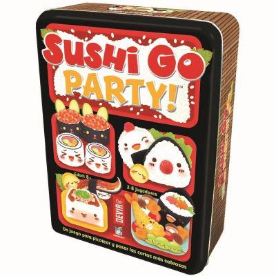 Sushi Go Party en Español