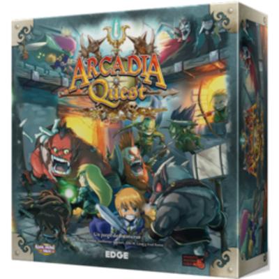 Arcadia Quest - Español