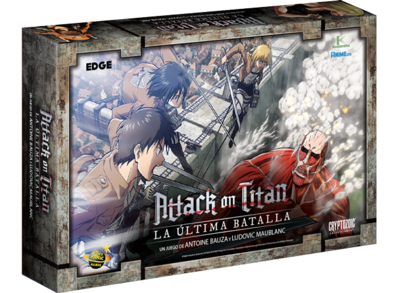 Attack of Titan: La Ultima Batalla