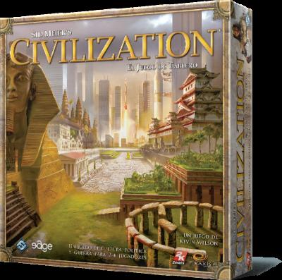 Sid Meier's Civilization - El Juego de Tablero