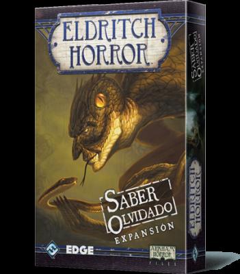 Eldritch Horror - Saber Olvidado