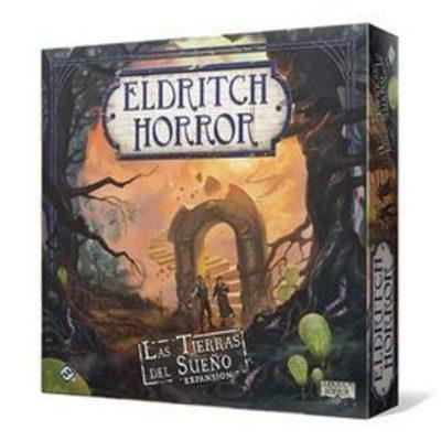 Eldritch Horror - Las Tierras del Sueño