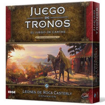 Juego de Tronos - LCG 2ª Ed. - Leones de Roca Casterly