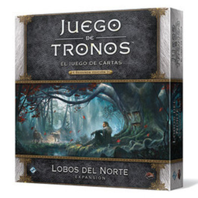 Juego de Tronos - LCG 2ª Ed. - Lobos del Norte
