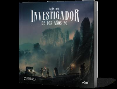 La Llamada Cthulhu: Guía del Investigador Años 20 Ed. Primigenia - Juego de Rol