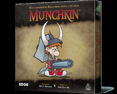 Munchkin (Español)