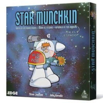 Star Munchkin (Español)