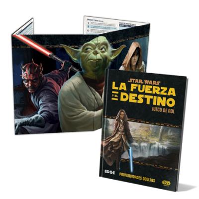 Star Wars: La Fuerza y el Destino - Pantalla del DJ