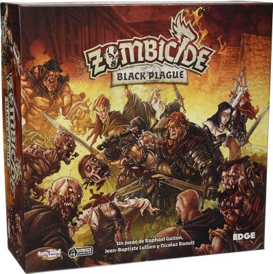 Zombicide - Black Plague
