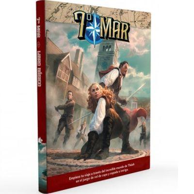 7° Mar Segunda Edición - Héroe