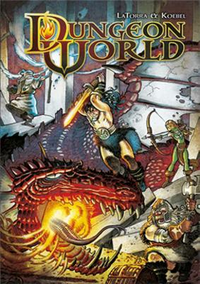 Dungeon World  - Juego de Rol