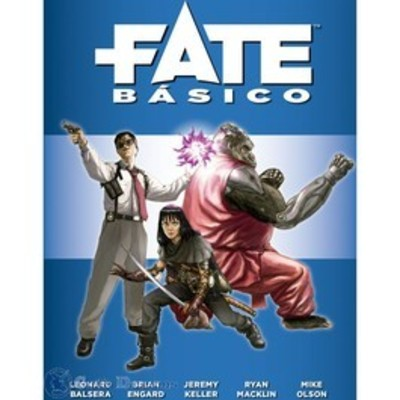 Fate - Libro Básico