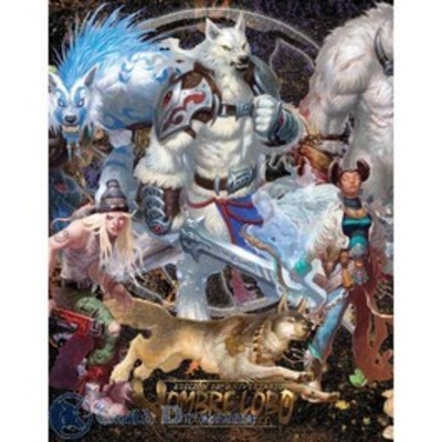 Hombre Lobo: El Apocalipsis Ed. 20º Aniversario - Pantalla del Narrador