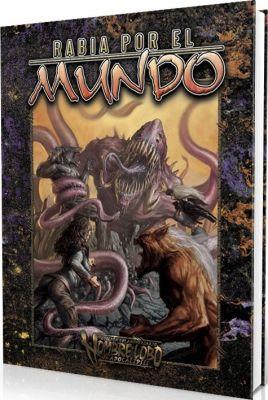 Hombre Lobo El Apocalipsis Ed. 20° Aniversario - Rabia por el Mundo