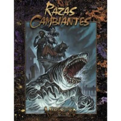 Hombre Lobo El Apocalipsis Ed. 20° Aniversario - Razas Cambiantes