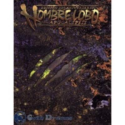 Hombre Lobo: El Apocalipsis Ed. 20º Aniversario - Manual Básico