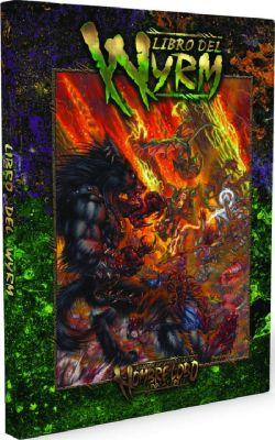 Hombre Lobo Apocalipsis Ed. 20° Aniversario - El Libro del Wyrm