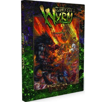 Hombre Lobo Apocalipsis Ed. 20° Aniversario - Libro del Wyrm