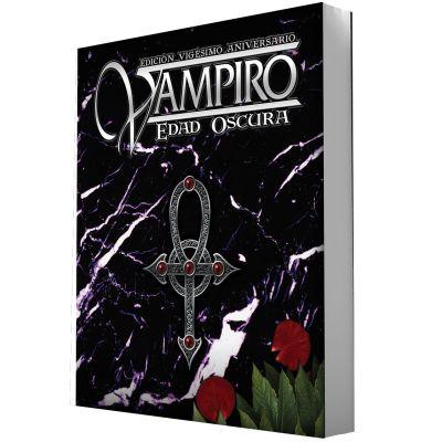 Vampiro: Edad Oscura Ed. 20° Aniversario - Edición de Bolsillo