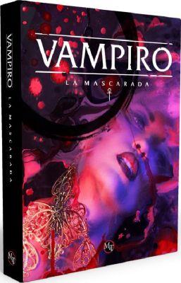 Vampiro: La Mascarada 5ª Edición - Libro Básico