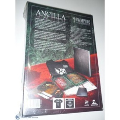 Vampiro: La Mascarada Deluxe Ed. 20° Aniversario - Ancilla