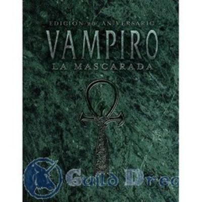 Vampiro: La Mascarada Ed. 20° Aniversario - Edición de Bolsillo